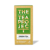 The Organic Tea Project Green Tea Pyramid Tea Bags (20 pack)