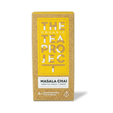 The Organic Tea Project Masala Chai Tea Pyramid Tea Bags (20 pack) 40 g Net