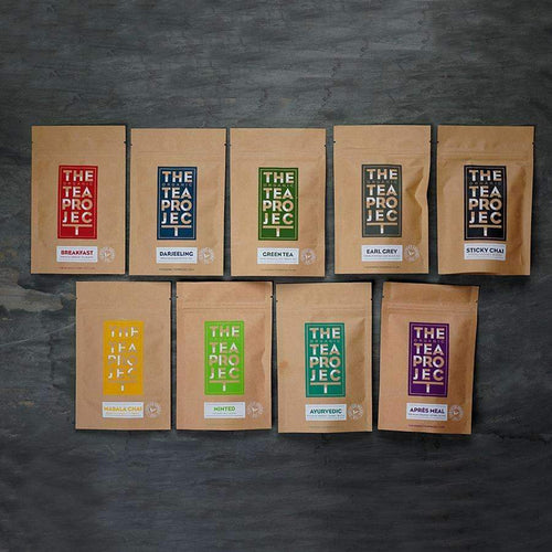 theorganicteaproject.com.au All Blends Sampler Pack