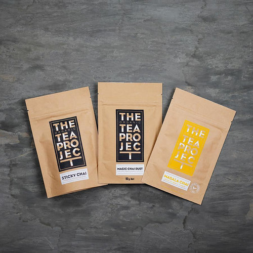 theorganicteaproject.com.au The Chai Sampler Pack