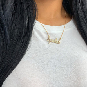 Spoiled necklace