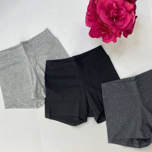 Mini Kim shorts-gray