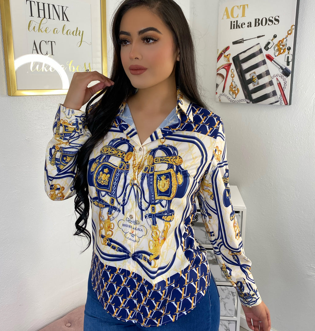 Lavish blouse