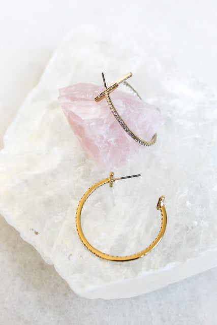 Kinsey Finnian Lux Earrings