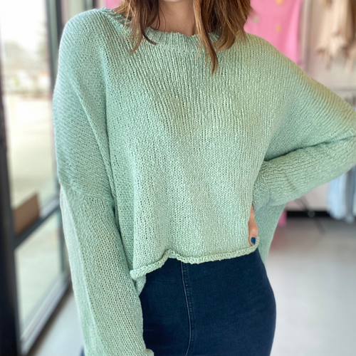 Charlie Crew Neck Sweater