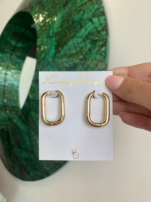 Kinsey Ford Large Earrings