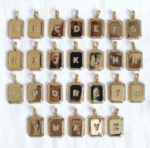 Kinsey Initial Necklaces