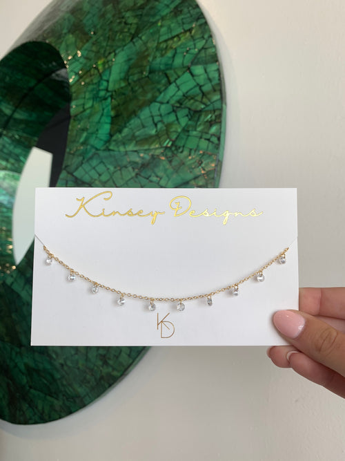 Kinsey Clare Necklace