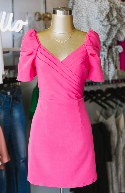 Barbie Pink Dress