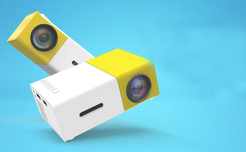 Mini Proyector Full HD