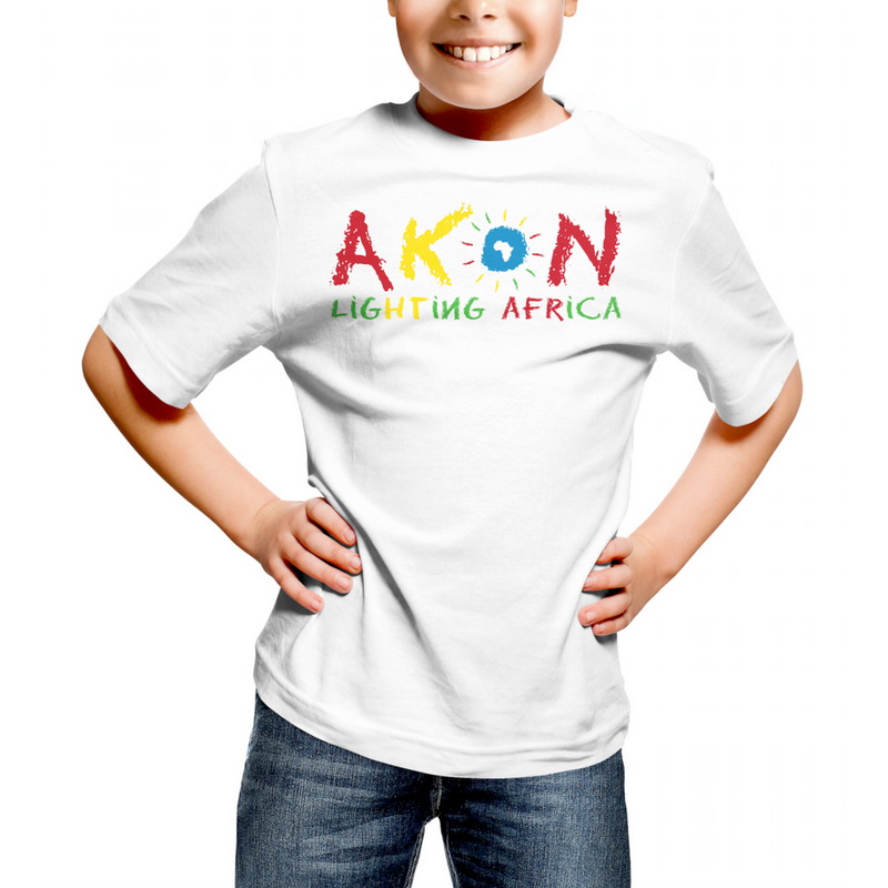 Lighting Africa Kids Tee