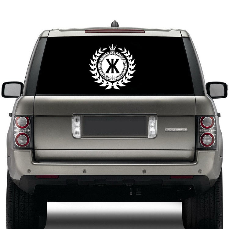 Konvict Kartel Symbol Car and Window Decal