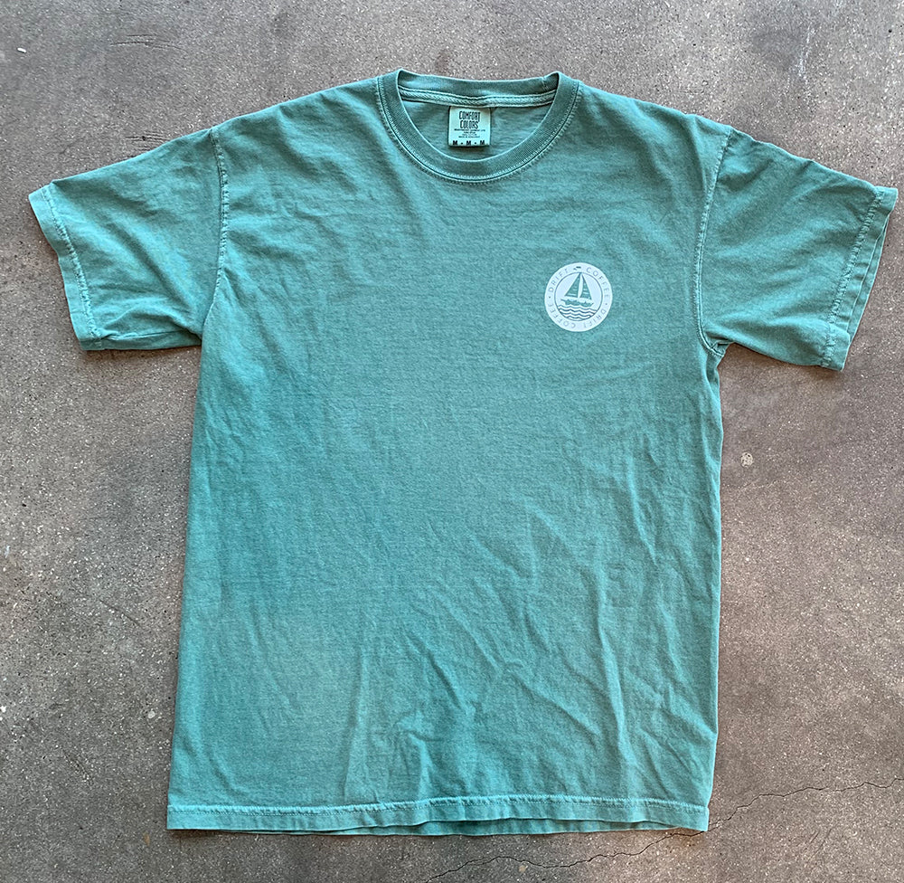Green Drift Comfort Colors T