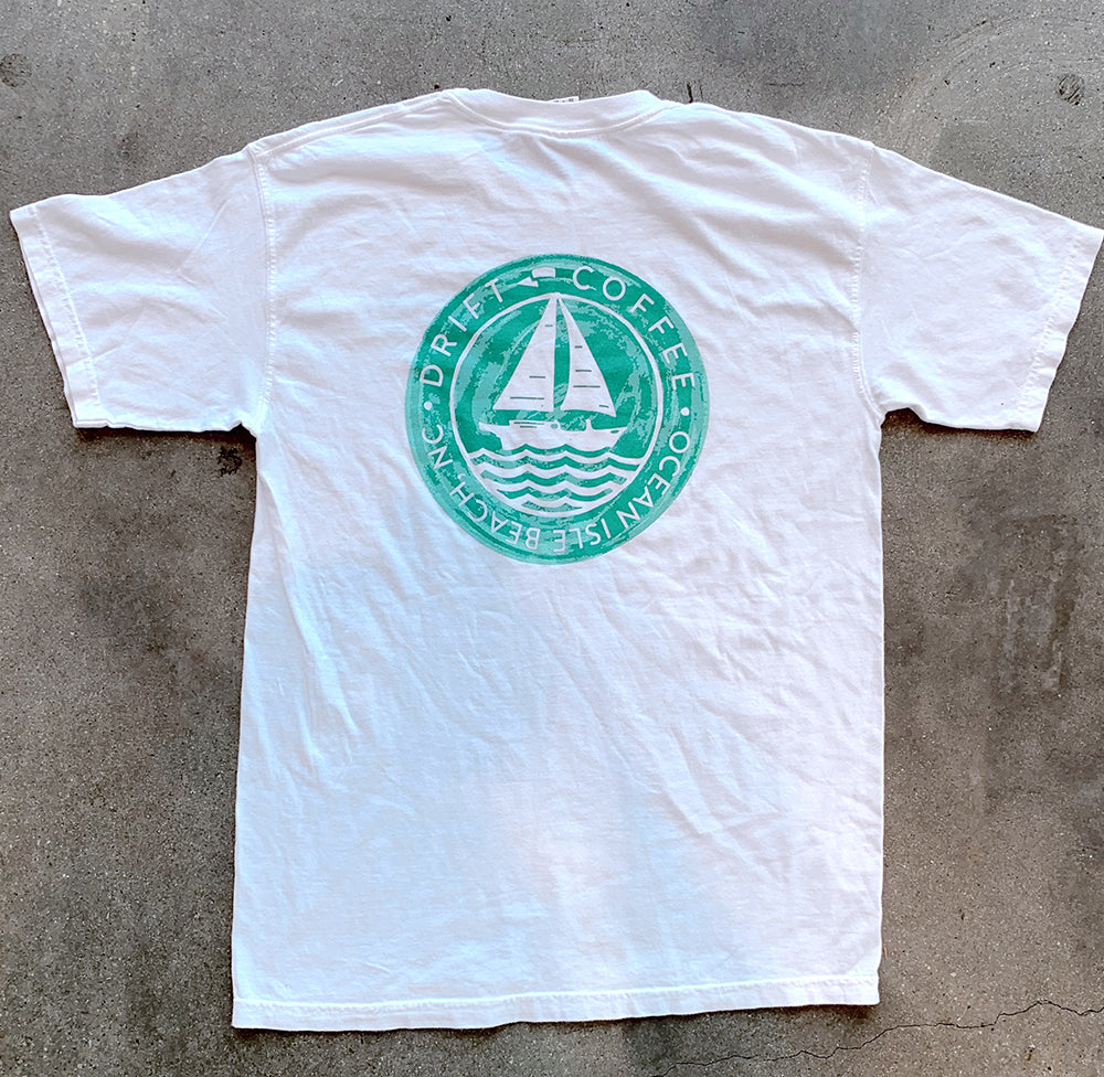 White Drift Ocean Isle T