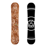MTG Industries 2019 Limited Edition RockArt Series Snowboard