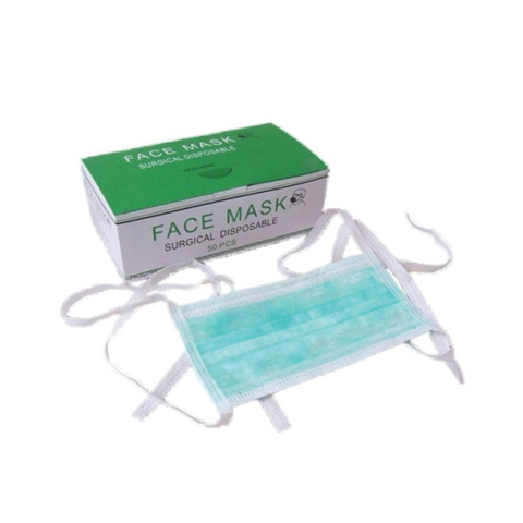 3-ply Face Mask (Tie-on)