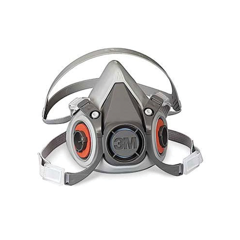 3M™ 6200 Half Facepiece Reusable Mask Respirator