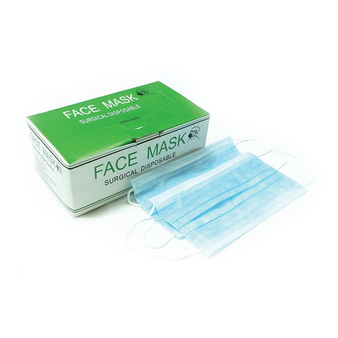 3-ply Face Mask (Ear-loop)
