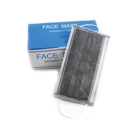 4-ply Face Mask (Activated-carbon)