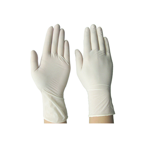 Latex Glove (Powder-Free)