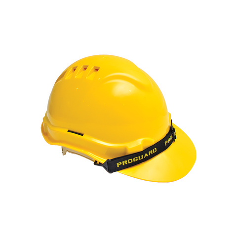 Proguard Safety Helmet- Yellow