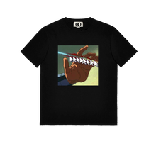 JoJaxs Retro Social Media Harms Tee