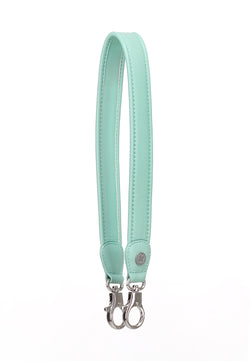 Lambskin Leather Strap (Mint Green)