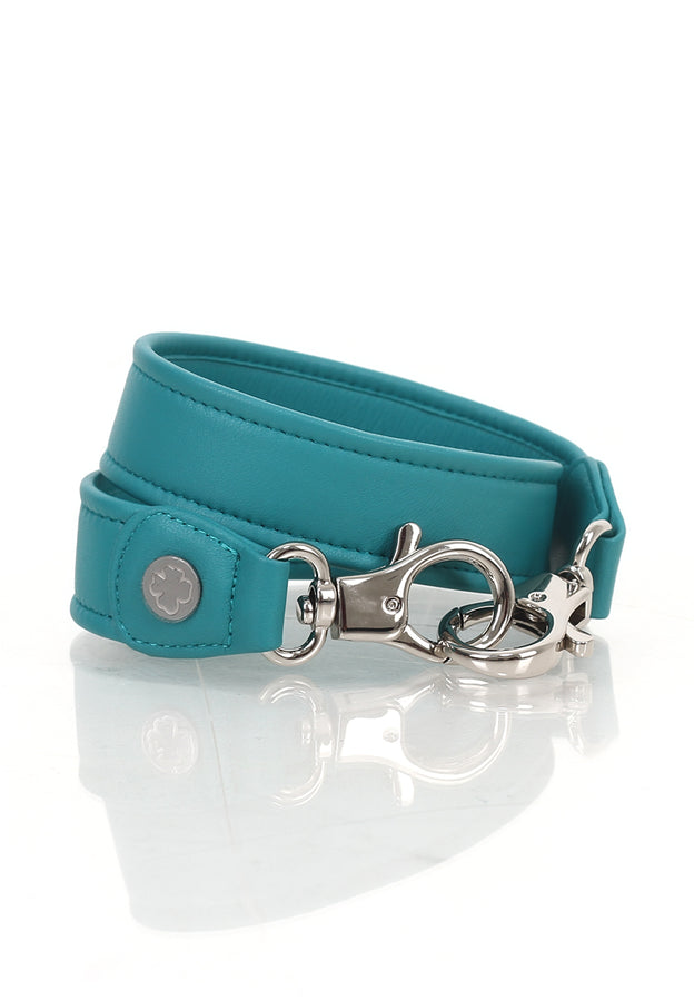 Lambskin Leather Strap (Turquoise)
