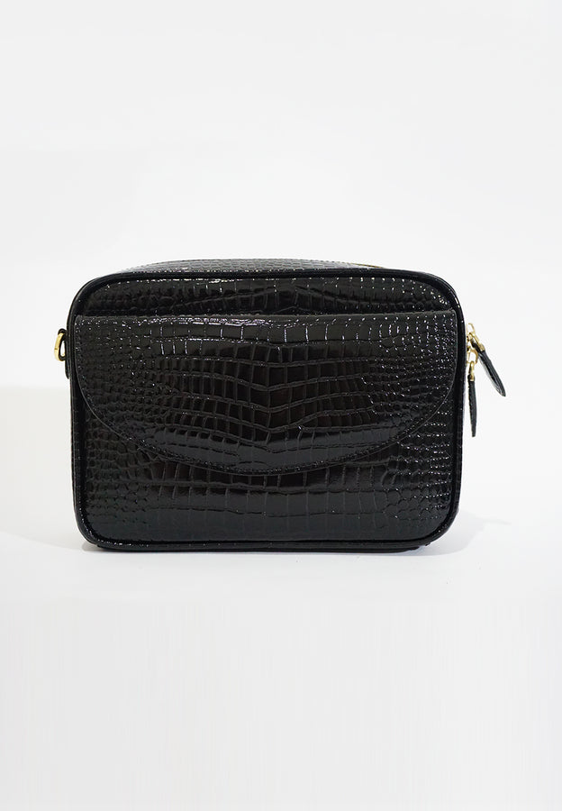 Derby Bag in Black Onyx