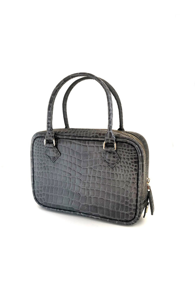 Lisbon Bag Mink Grey