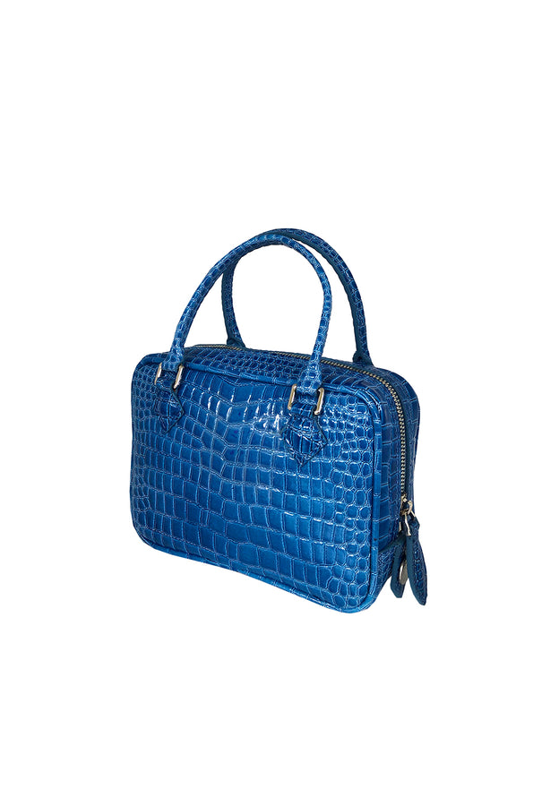 Lisbon Bag Lapis Blue