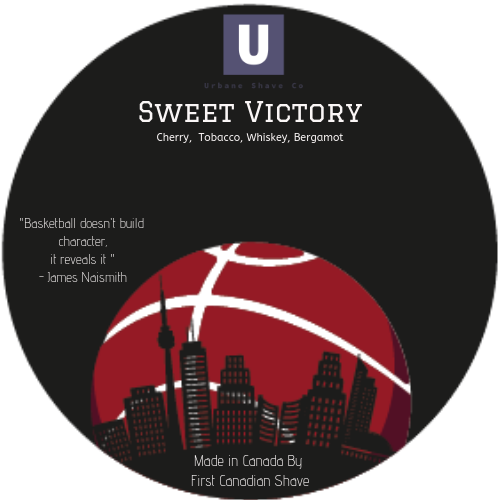 Sweet Victory shaving soap