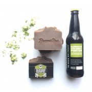 Lamb's Soapworks BREWER'S SERIES HAWAIIAN COCONUT PORTER BAR