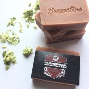 Lamb's Soapworks BREWER'S SERIES HAMMERHEAD RED ALE CLAY BAR