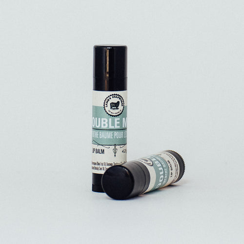 Lamb's Soapworks DOUBLE MINT LIP BALM