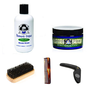Beard care kit