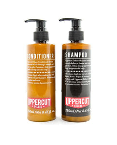 UPPERCUT DELUXE SHAMPOO & CONDITIONER DUO