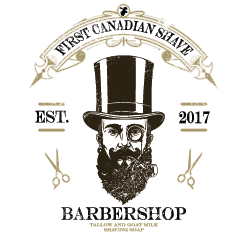 First Canadian Shave - Barbershop Shave Soap