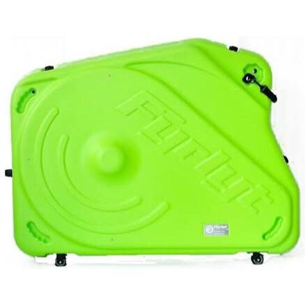 Fyrlyt F-700C Bike Case - Lime Green