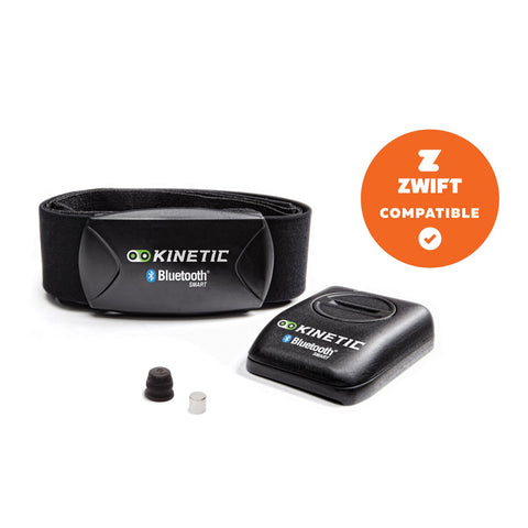 Kinetic inRide Power Meter with Heart Rate Monitor