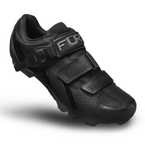 FLR F-65 III MTB Shoes - Black