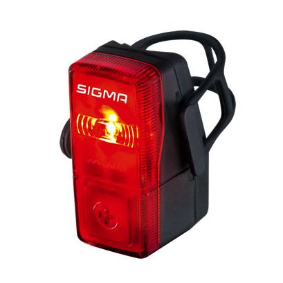 Sigma Cubic Rear Light