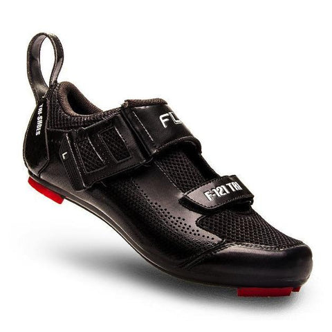 FLR F-121 TRIATHLON SHOES - Black