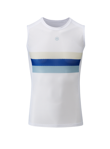 Chapeau! Mesh SL Base Layer - Exe Blue Striped