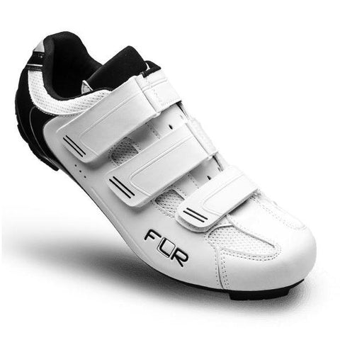 FLR F-35 III Road Shoes - White