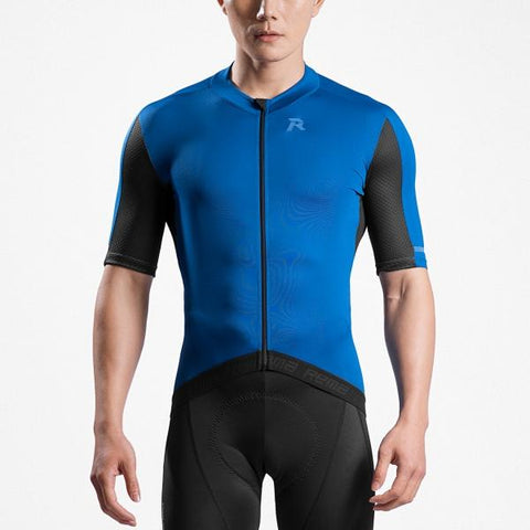 Rema MCT002 Super Light Comfortable Jersey - Greek Blue