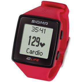 Sigma iD.Life Sport Watch - Red