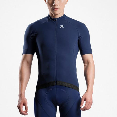 Rema MCT001 Super Light Weight Jersey - Navy Blue