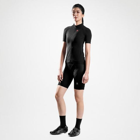 Rema WCT001 Super Light Weight Jersey - Black
