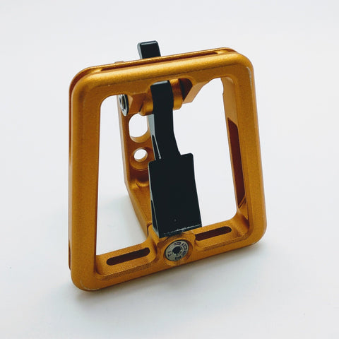 Ridea FCB1-CB Brompton Front Carrier Block - Gold